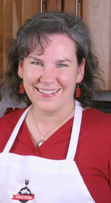 Chef Patricia Mulvey, Founder and Owner of Local Thyme