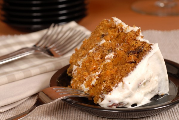 bigstock-Carrot-Cake-With-Fork-1505582-600x401
