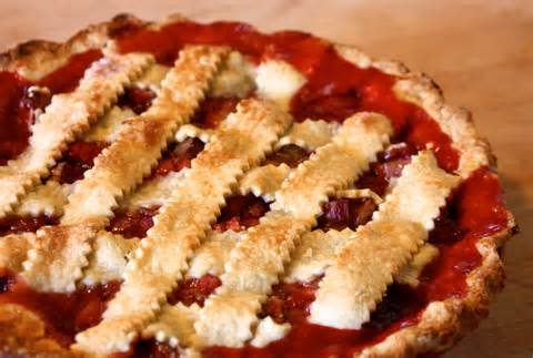 strawberryrhubarbpie